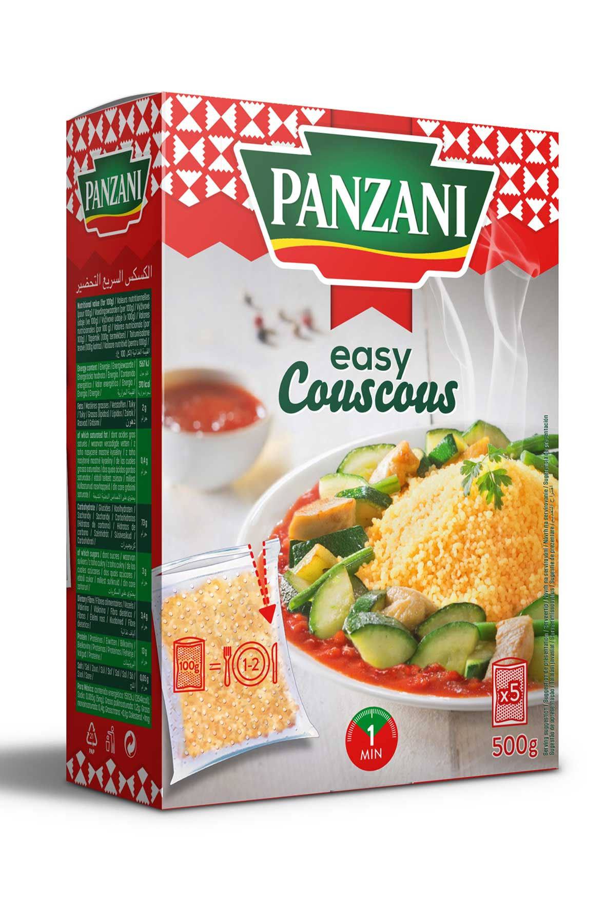 pack-Easy Couscous