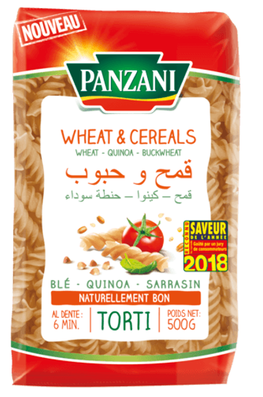 Wheat & Cereals Torti