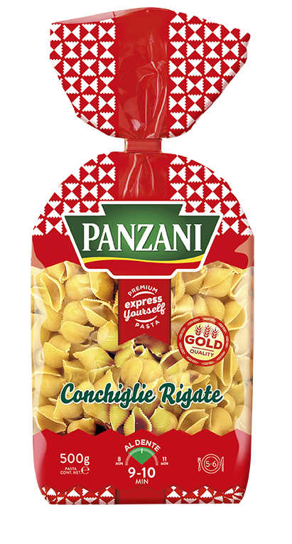 pack-Conchiglie Rigate